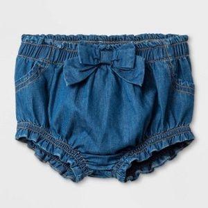 5/$25 Cat & Jack Denim Bloomer Shorts